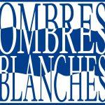 Logo Ombres Blanches bleu